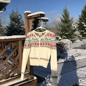 Banned Modcloth holiday Christmas sweater